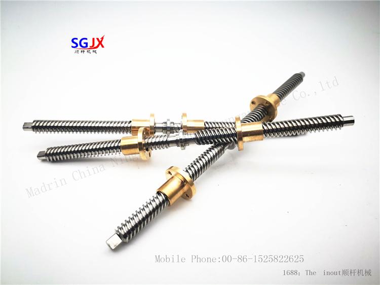 304不锈钢螺杆